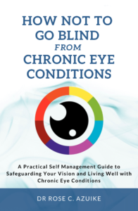 How Not to Go Blinf from Chronic Eye Conditions