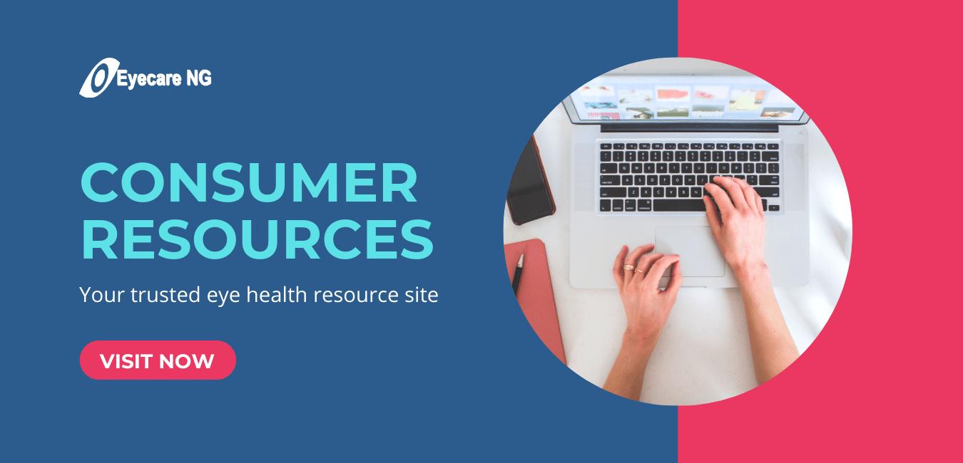 eyecare ng consumer resources page header