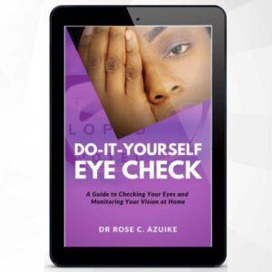 Do-it-yourself eye check guide, home eye check guide